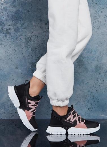 Dark Seer Ds3.5189 Sneaker 2021 Kadın Siyah